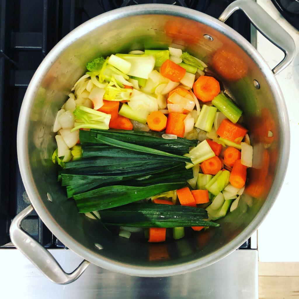 Easy Vegetable Stock