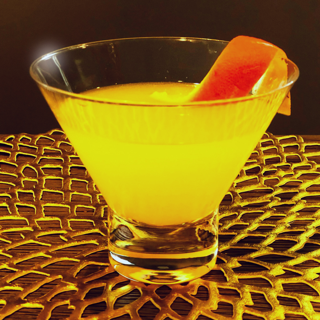 The Sunflower Cocktail
