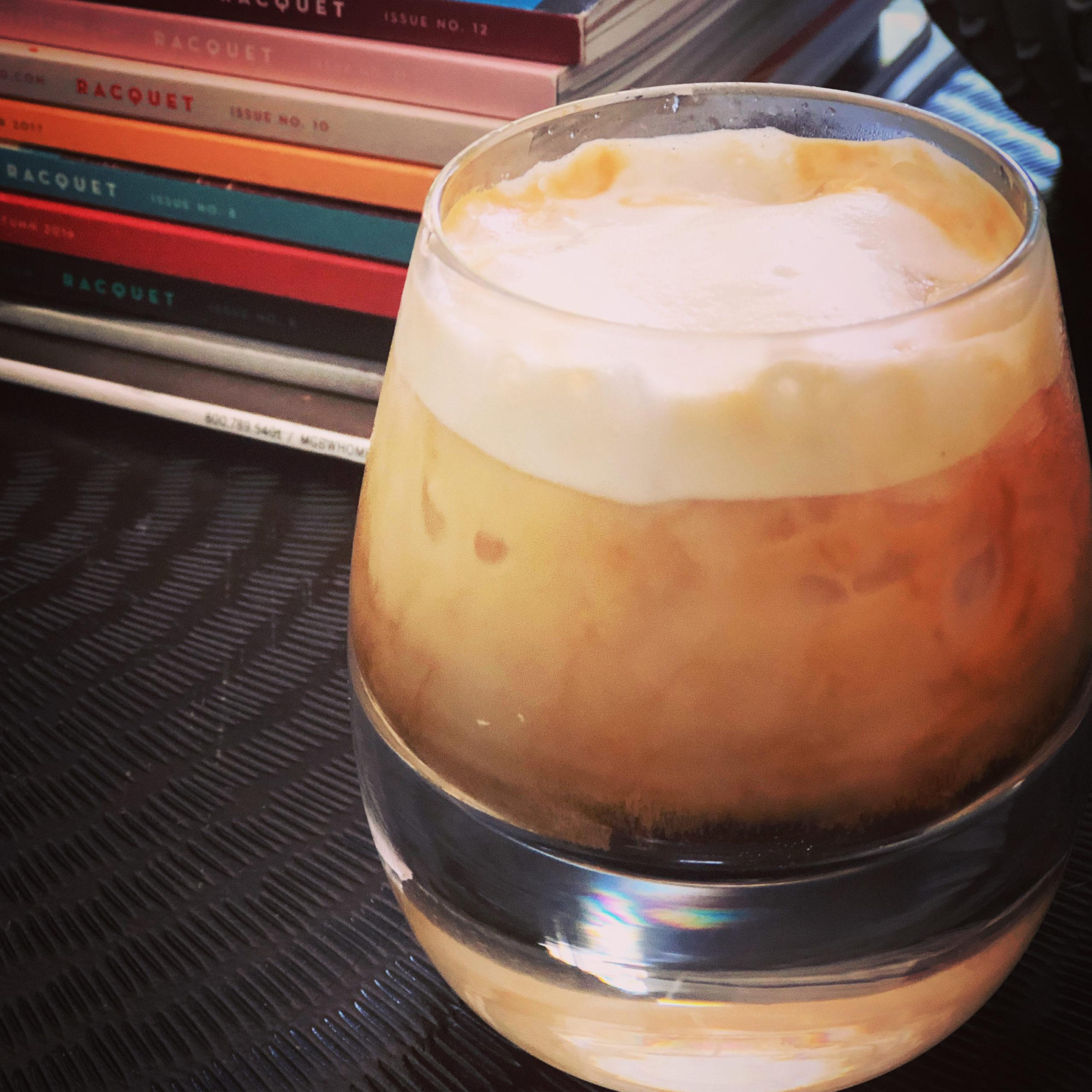 Gibralter Espresso Drink
