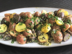 Lemon Dijon Potato Salad